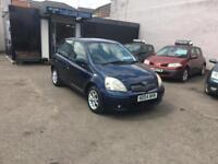 2004 04 Toyota Yaris 1.3 Blue £1095
