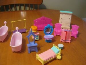very small doll house furniture