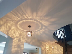 POPCORN CEILING REMOVAL EXPERT ,PRIME AND PAINT