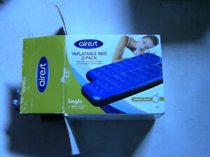 Inflatable Airrest mattress (twin pack) $30 Kitchener / Waterloo Kitchener Area image 1