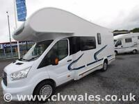 Chausson Flash C626 Motorhome MANUAL 2015