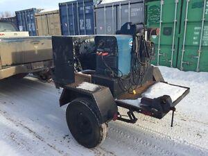 Nice mobile welder!