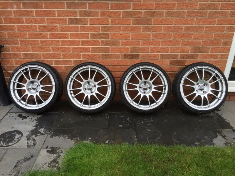oz racing ultraleggera 17 alloy wheels 4x108 in narborough leicestershire gumtree. Black Bedroom Furniture Sets. Home Design Ideas