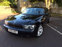 2005 BMW 730D SPORT BLACK (S320, A8, Phaeton, 530, 520, 535, X5, ML, Q7, E320, E270, A6)