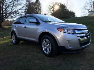 2011 Ford Edge SEL FWD SUV --- NEW PRICE
