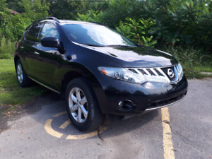 2009 NISSAN MURANO SL 4x4 automatic ***FINANCE ***
