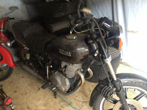 Barn Find   XS400HS