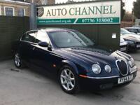 2004 Jaguar S-Type 2.7 D V6 SE Saloon 4dr Diesel Automatic (208 g/km, 206