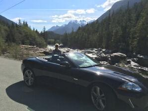 2011 Jaguar XKR convertible for sale