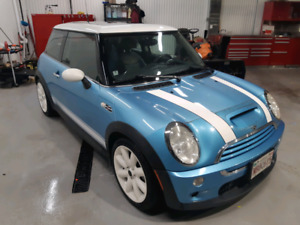 2002 Mini Cooper S, Supercharged, Great Shape