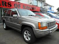 Jeep Grand Cherokee 4.0 AUTO COMPLETE WITH M.O.T HPI CLEAR INC WARRANTY