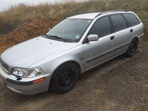 2001 Volvo v40 1.9t for sale 900 OBO