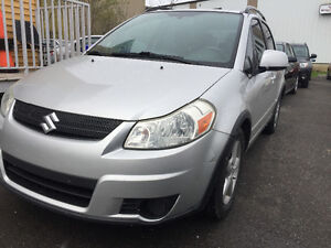 2007 Suzuki SX4 AWD Hatchback**LOW MILEAGE & CERTIFIED**