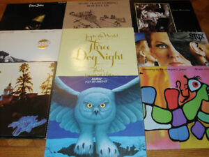 FLY BY NIGHT LP SET