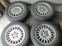 BMW E36 OEM Rim and Parts