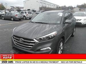 2018 Hyundai Tucson $28,495* or $98.05 weekly on the road Luxury