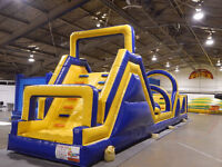 I'm Looking for help setup bouncy castles