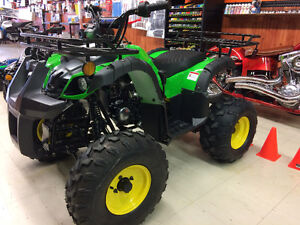 2017 ATVS GOING FAST @ NORFOLKS FAMILY POWER SPORTS!