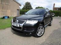 Volkswagen Touareg 2.5TDI DPF auto 2007MY Altitude**SATNAV+HEATED SEATS**