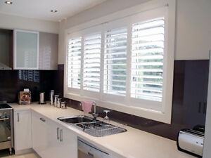 FACTORY DIRECT SALE! CUSTOM SHUTTERS, ROLLER BLINDS ZEBRA BLINDS