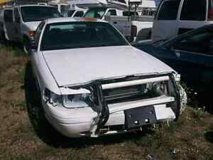 2000 to 2011 Ford Crown Victoria Parts