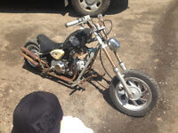 Chopper Pocket Bike 1500 nego