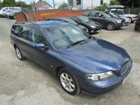 2004 04 PLATE Volvo V70 2.4 DIESEL AUTOMATIC