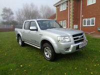 2009 Ford Ranger 2.5TDCi ( 143PS ) 4x4 XLT Thunder Double Cab