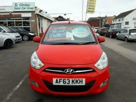image for 2013 Hyundai i10 1.2 Active Automatic 5-Door From £6,995 + Retail Package HATCHB
