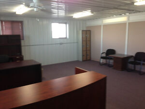 OFFICE SPACE FOR RENT **REDCLIFF INDUSTRIAL PARK**