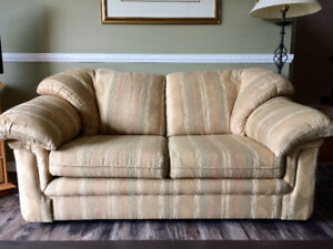 Durable Couch and Love Seat