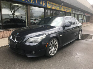 """2008 BMW 550i M Sport  Sold """"as is"""""""