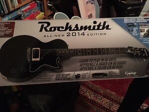Rocksmith for PS3 with guitar St. John's Newfoundland image 1