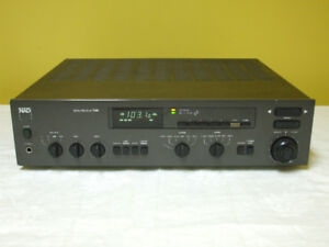 NAD 7155 AM/FM Stereo Receiver Audiophile Quality