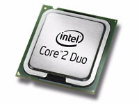 Intel Pentium 4 ; Core 2 Duo;Core 2 Quad CPU [only]