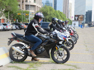 Motorcycle Course End of the Season Discount $425