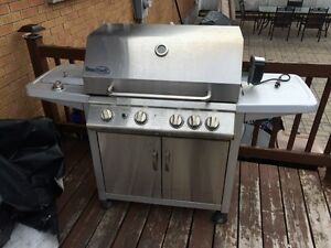 Beaumark BM72 4 burners grill BBQ