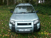 Land Rover Freelander 2.0Td4 2006 Freestyle