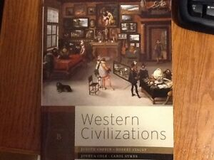 Western Civilizations  their history and their culture. U of s
