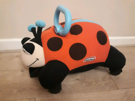 Little Tikes Ladybird Ride On