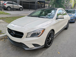 2014 mercedes CLA250 4MATIC AWD (300HP SHOOTS FLAMES)