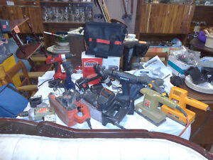 tool sale going fast