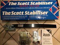 Caravan / Trailer Scott Stabiliser - Model TRA/QR