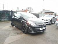 13 2013 Vauxhall Corsa 1.2i 16v ( 85ps ) Limited Edition ( a/c ) 2012.5MY