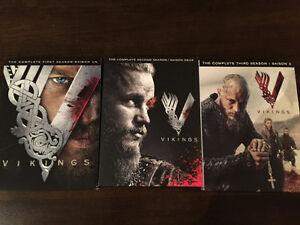 Vikings - Saisons 1,2 et 3 DVD