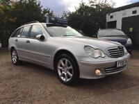 2005 Mercedes C180 Kompressor 1.8 auto Classic SE Long Mot 2 Keys