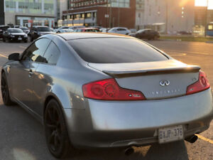 Infiniti G35 Coupe - GREAT CONDITION, LOW KM