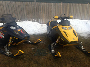 Parting out a 2007 mxz 800 x & other rev sleds --709-597-5150-- St. John's Newfoundland image 1