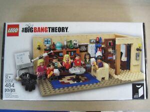 Lego The Big Band Theory, set 21302 Neuf boite scellée