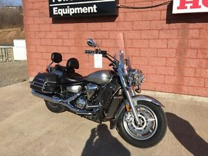 2007 yamaha vstar 1300 touring, ready for the road
